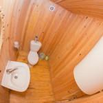 домик туалет